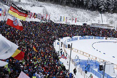 Oberhof biathlon 2019